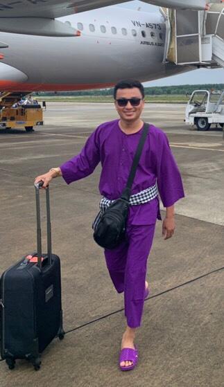 giám đốc du lịch Cồn Phụng Phan Văn Thông